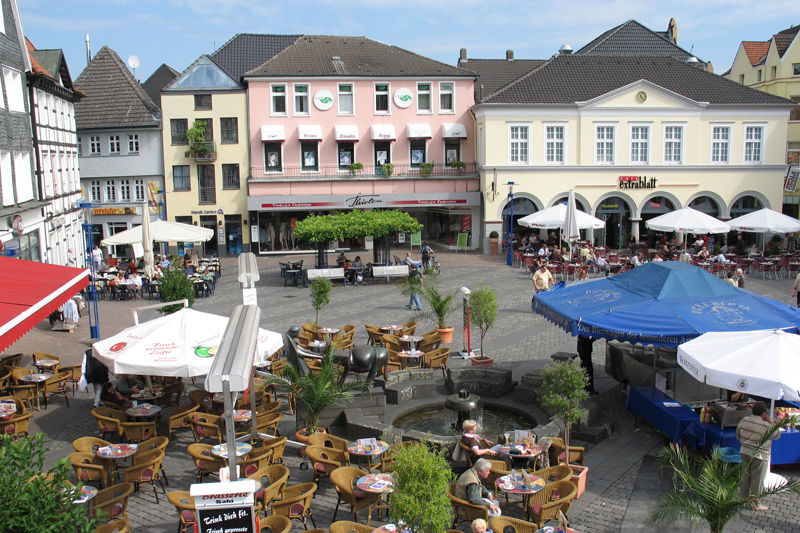 Hotels In Unna